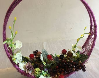Infinity - Luxury silk flower arrangement