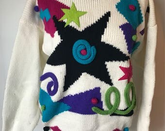 1980s GITANO Sweater