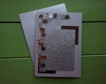 Sparkle & Shine Handmade Card