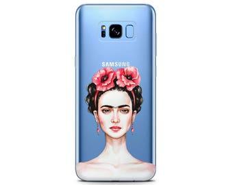 Frida Kahlo case LG G6 phone case Galaxy s8 plus Frida case google pixel 3d case Frida Kahlo Samsung case Galaxy 7 edge case Kahlo phone