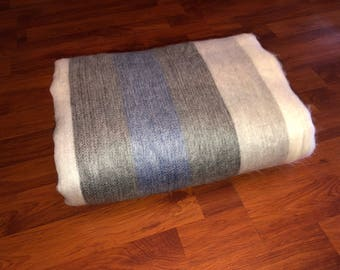 Alpaca Blanket/Throw