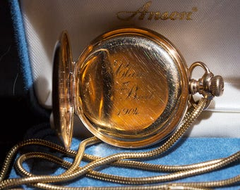 1904 GF Pocket Watch