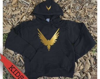 JP Maverick Gold Its Every day bro  Team Ten Hoodie Sweatshirt