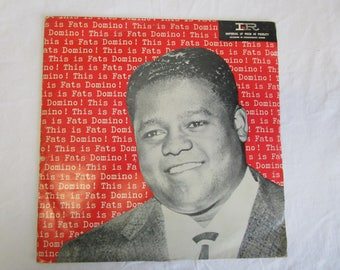 Fats Domino / This Is Fats Domino / Vinyl LP / Imperial / LP 9028
