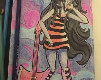 Marceline Artwork