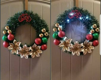 Wreath Custom Design
