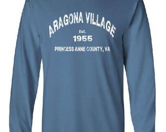 Aragona Village Long Sleeve T-Shirt