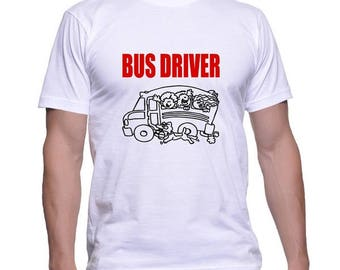 Tshirt for a Bus Driver