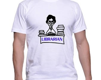 Tshirt for a Librarian