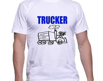 Tshirt for a Trucker