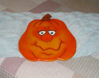 Handmade Holloween Pumpkin