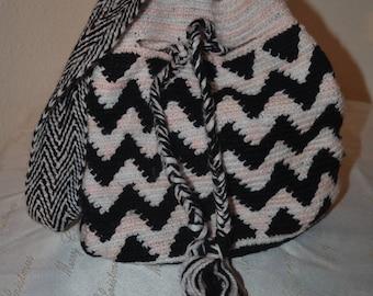 Wool way mochila bag
