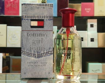 Tommy Girl Jeans - Tommy Hilfiger Cologne 50ml Edc Spray