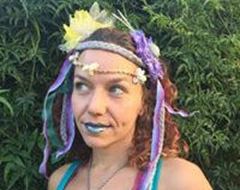 Mermaid Fairy Headpiece
