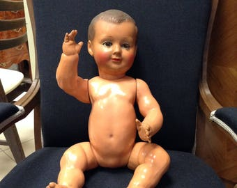 Baby Doll vintage stand