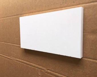 Filler Block for 0320 Sublimation License Plate Frames - Raised Face Type