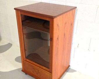 Vintage G PLAN Teak Stereo Cabinet