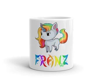 Franz Unicorn Mug