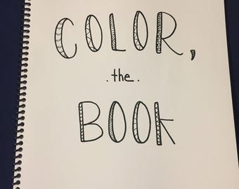 Color, the book.