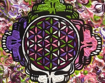 Flower of Life Stealie