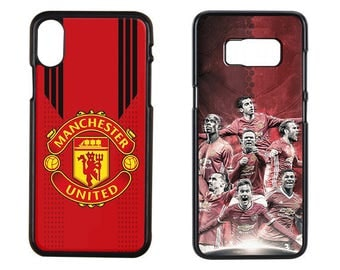 Manchester United Phone Case, Manchester United Iphone Case, Man Utd, Football Phone Case, Sport, Iphone 7 Plus Case, Samsung Galaxy S8 Case