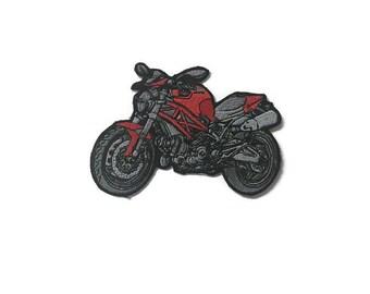 Patch l Ducati