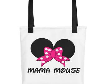 Mama Mouse Minnie Mouse Tote bag