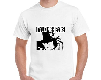 Talking Heads T-Shirt, Elio Talking Heads Shirt, Talking Heads Shirts, Talking Heads Tee