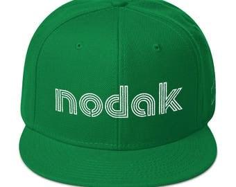 Nodak Snapback Hat