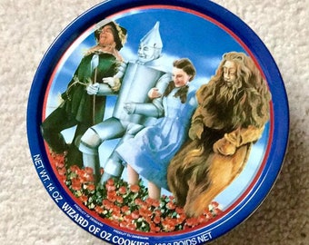 50th Anniversary Wizard of Oz Cookie Tin