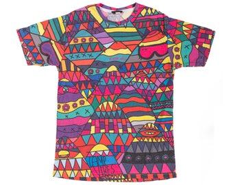 "T-Shirt ""life without nothing"" unisex (S-XL)"
