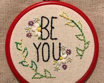Personal embroidery