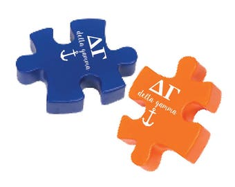 Delta Gamma Stress Reliever Puzzle