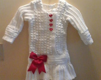 Sweater dress for Spring size 3T