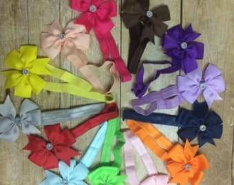 Hair bow  for infant and toddler