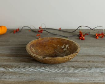 """9"""" Wooden Bowl"""