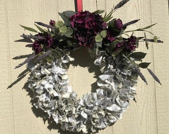 Midnight Ragged Wreath!