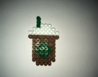 Starbucks Drink Perler Art