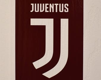 Juventus Vinyl Decal - Multiple Sizes and Colors
