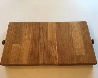 Handmade Solid Oak Chopping board