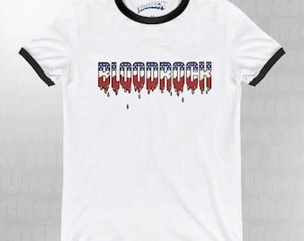 Bloodrock Ringer T-Shirt