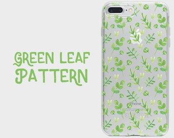 Spring plant leaves phone case, Samsung a5 case, Galaxy s7 case, iPhone 8 case, LG g6 case, HTC 10 case, Huawei p9 case, iPhone X case