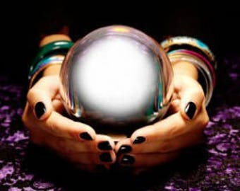 Crystal Ball Reading - For Divine Help
