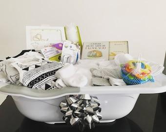 Baby bath box!