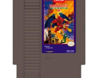 Gargoyles Quest 2 (NES)