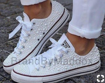 Pearly Converse Chuck Taylor All Star (Low Top)