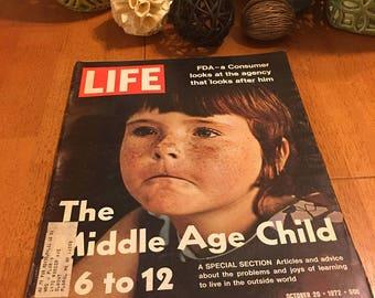 Life Magazine October 20 1972