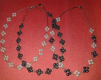 Flower Petals Necklace