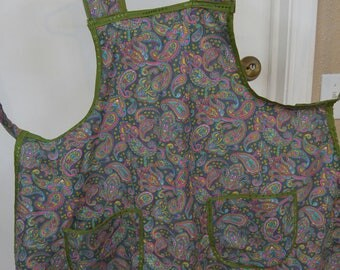 Vintage. style apron