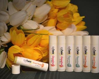Handmade Natural Lip Balm